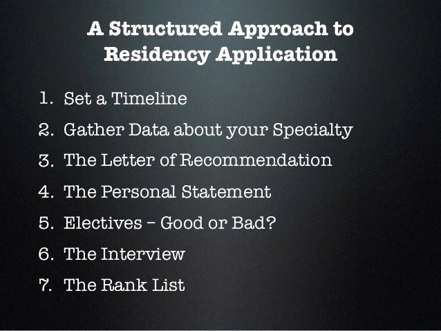 Eras Letter Of Recommendation Deadline Unique How to Navigate the Residency Selection Process