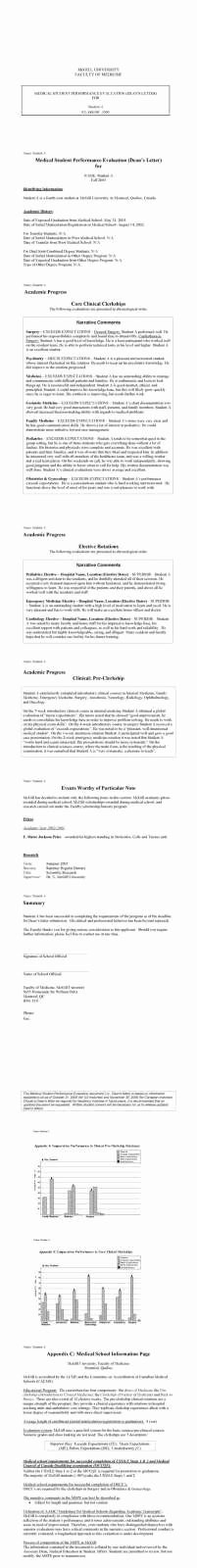Eras Letter Of Recommendation Sample Unique Usmle Group