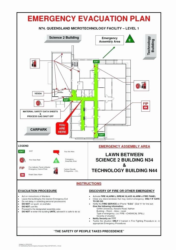 Evacuation Floor Plan Template Awesome Floor Plans Templates Template Evacuation Plan Home Fire