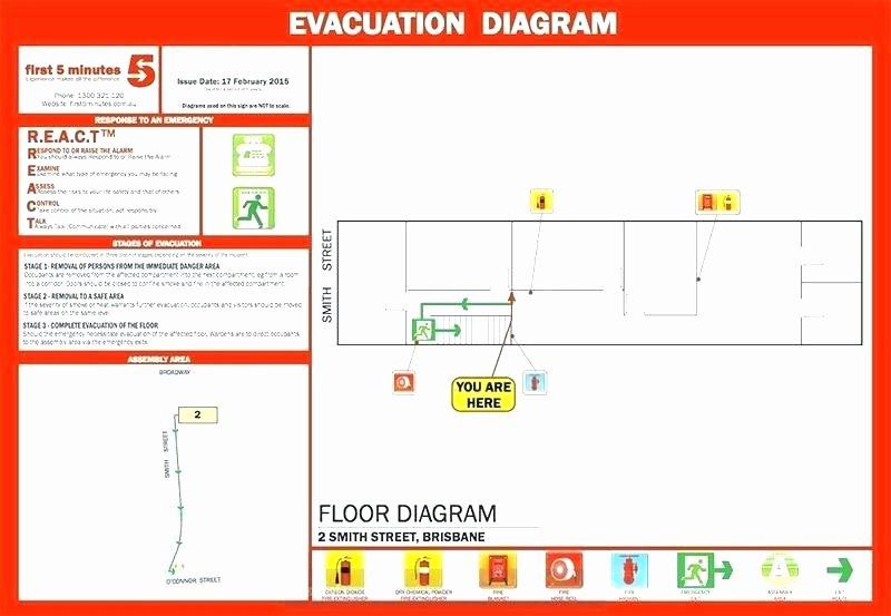 Evacuation Floor Plan Template Inspirational Fire Evacuation Plan Template Ant Free Templates Emergency