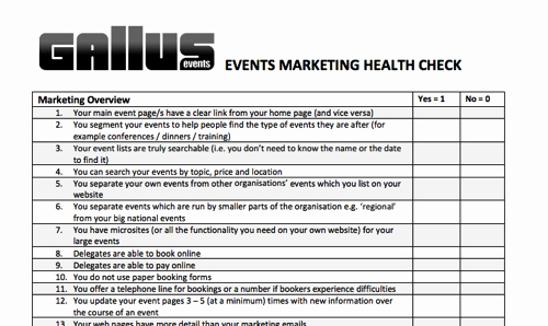 Event Marketing Plan Template Elegant 6 Free event Planning Templates to Kickstart Your Week