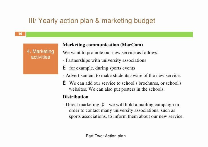 Event Marketing Plan Template Fresh Sports event Marketing Plan Sample Business that Make