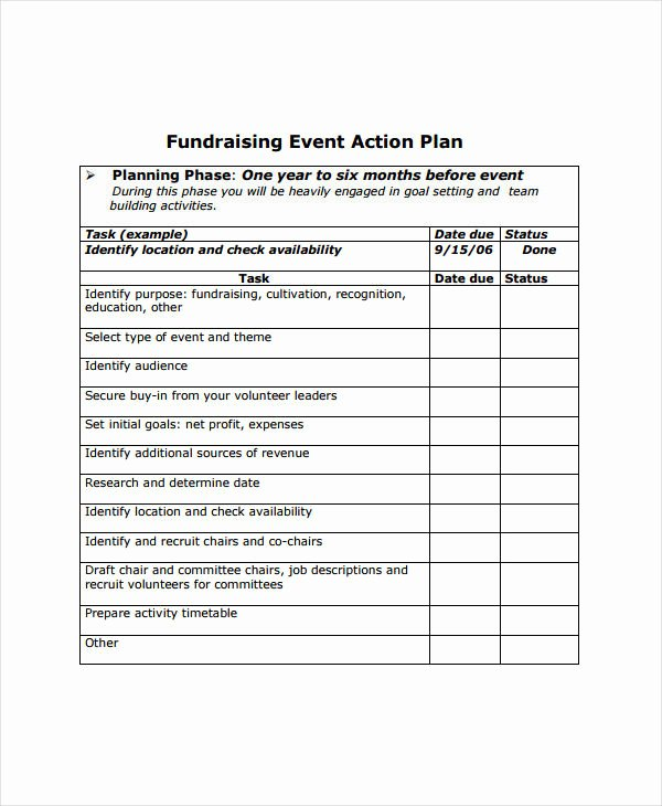 Event Project Plan Template Elegant 10 event Plan Examples & Samples Pdf Word Pages