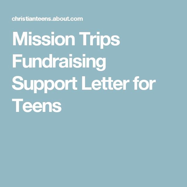 Examples Of Mission Trip Fundraising Letters Awesome Best 25 Fundraising Letter Ideas On Pinterest