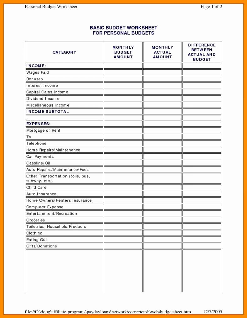 Excel Donation List Template Lovely Clothing Donation Checklist