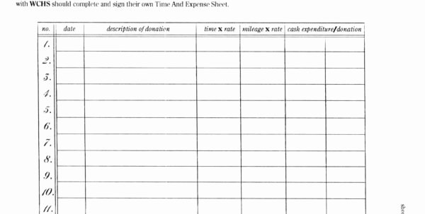 Excel Donation List Template New Excel Charitable Donation Spreadsheet Spreadsheet Downloa