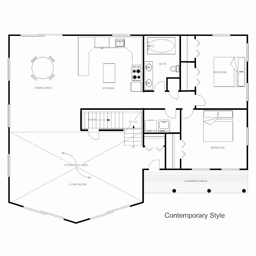 Excel Floor Plan Template Awesome Floor Plan Templates Draw Floor Plans Easily with Templates