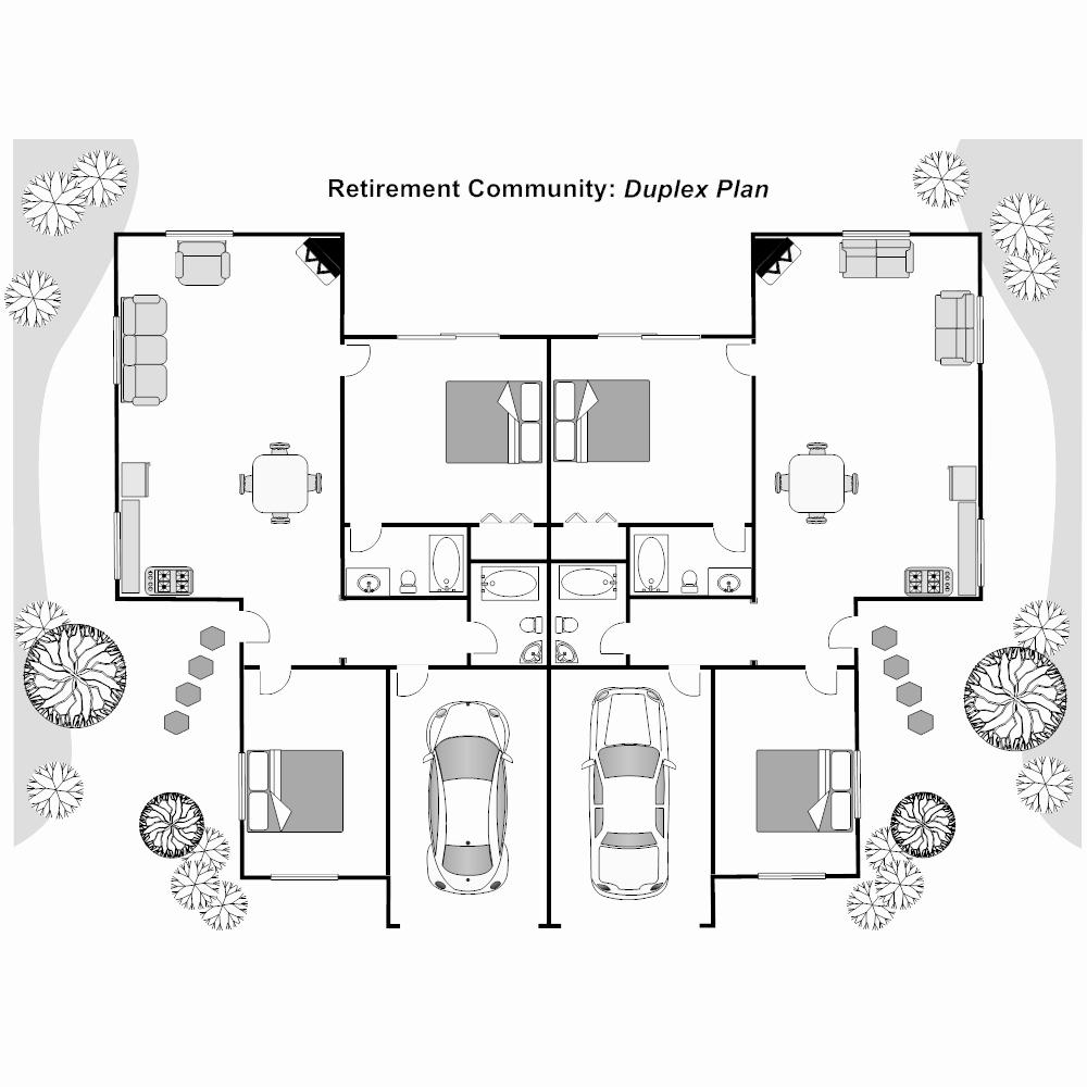 Excel Floor Plan Template Fresh Floor Plan Templates Draw Floor Plans Easily with Templates