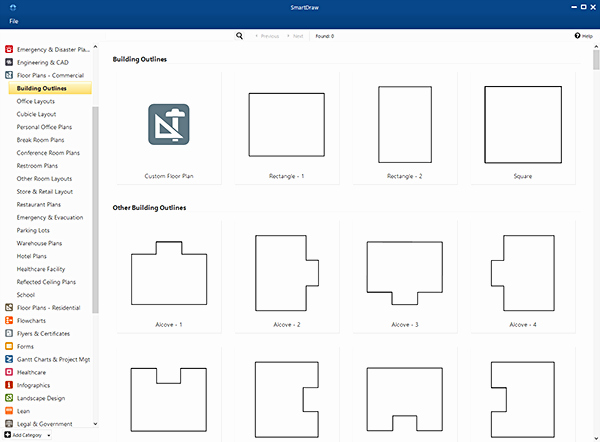 Excel Floor Plan Template Lovely Floor Plan Templates Draw Floor Plans Easily with Templates