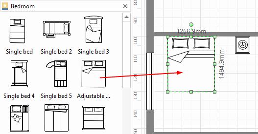 Excel Floor Plan Template New Create Floor Plan for Excel