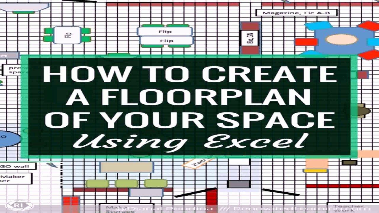 Excel Floor Plan Template New Fice Floor Plan Excel Template