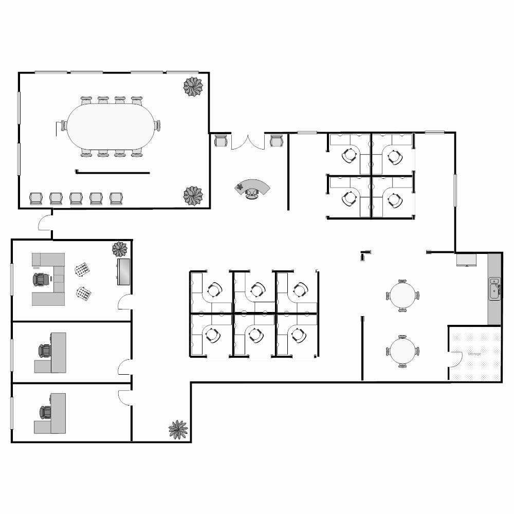 Excel Floor Plan Template Unique Floor Plan Templates Draw Floor Plans Easily with Templates