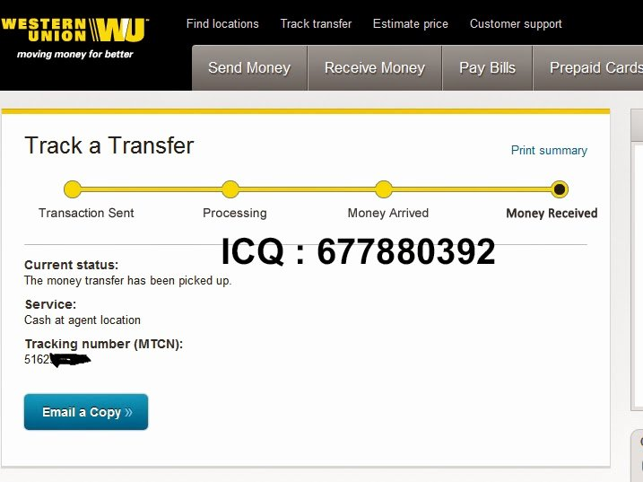 Fake Bank Transfer Generator Lovely Hacked Western Union Bank Paypal Skrill Money Transfers