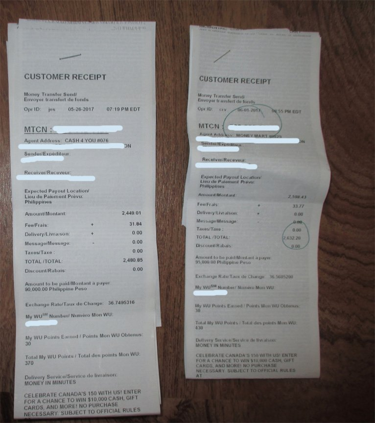Fake Money order Receipt Best Of Bank or Western Union the Cheaper Way to Sending Money