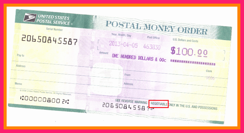 Fake Money order Receipt Template Beautiful Fake Money order Template
