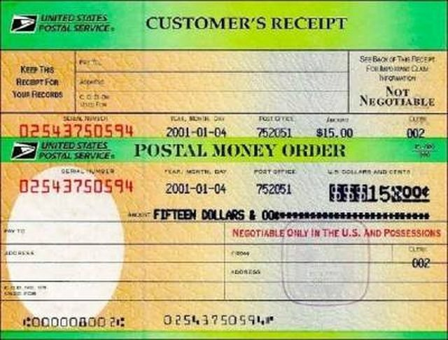 Fake Money order Receipt Template Best Of How to Make A Money order with Paypal