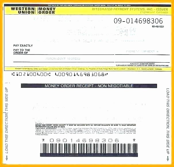 Fake Money order Receipt Template Unique Employee Transfer order Template Government Abstract