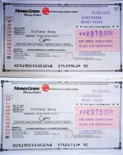 """Fake Money order Template Fresh """"craig S List"""" Scam Misc Militaria U S Militaria forum"""
