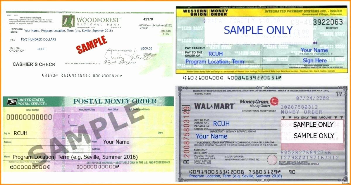 Fake Money order Template New Money order Template – Alimie