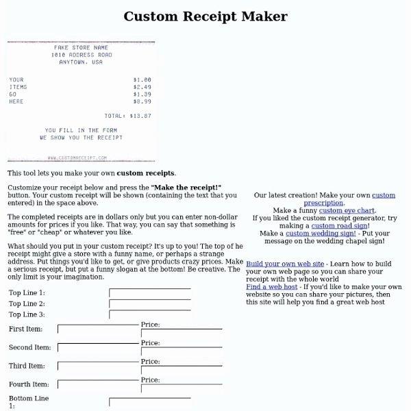 Fake Oil Change Receipts Beautiful Receipts Maker Itemized Receipt Receipt Maker software for