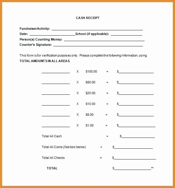 Fake Oil Change Receipts Luxury Template for A Receipt Cash Receipt Template Excel Blank