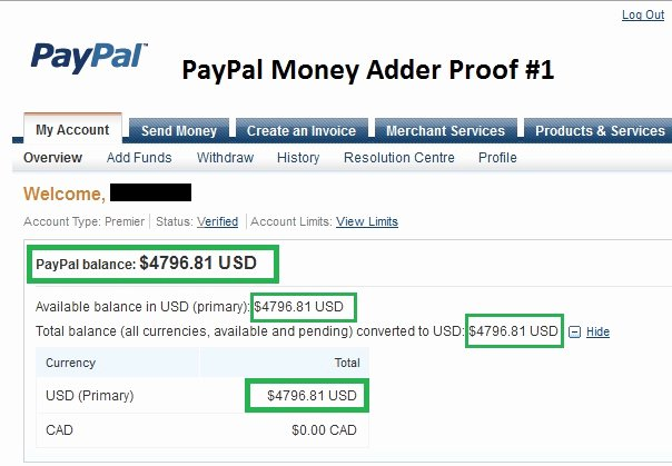 Fake Paypal Payment Generator Best Of Paypal Free Money Generator Proof