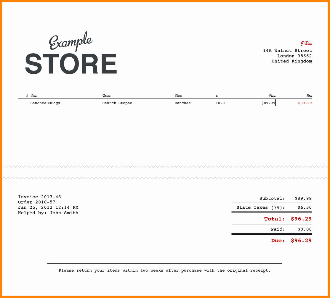 Fake Paypal Payment Generator Elegant Paypal Fake Receipt Generator Bill Template Payment