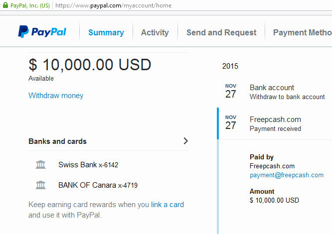 Fake Paypal Receipt Generator Best Of Fake Paypal Payment Generator