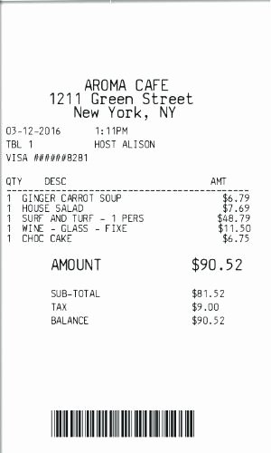Fake Paypal Receipt Generator Best Of How to Create A Fake Receipt Itemized Receipt Create Fake