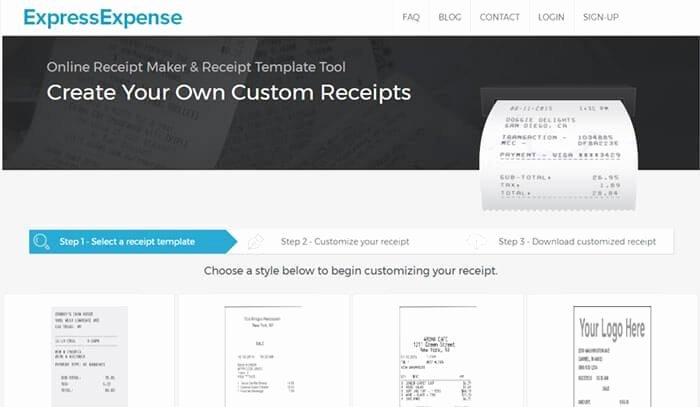 Fake Receipt Generator Download Best Of 10 Line Free Receipt Maker tools 2017 [fake & Custom