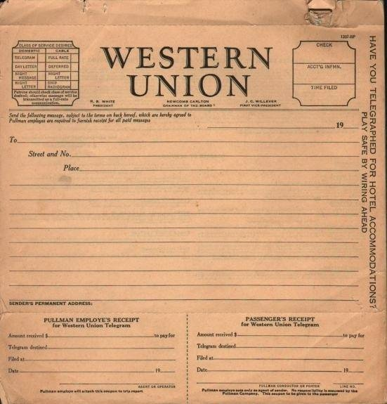 Fake Western Union Receipt Generator Awesome Western Union Receipts Western Union Transfer Receipt