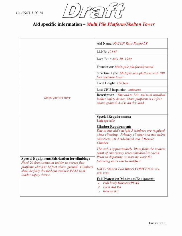 Fall Protection Plan Template Elegant Fall Protection Plan Example Template