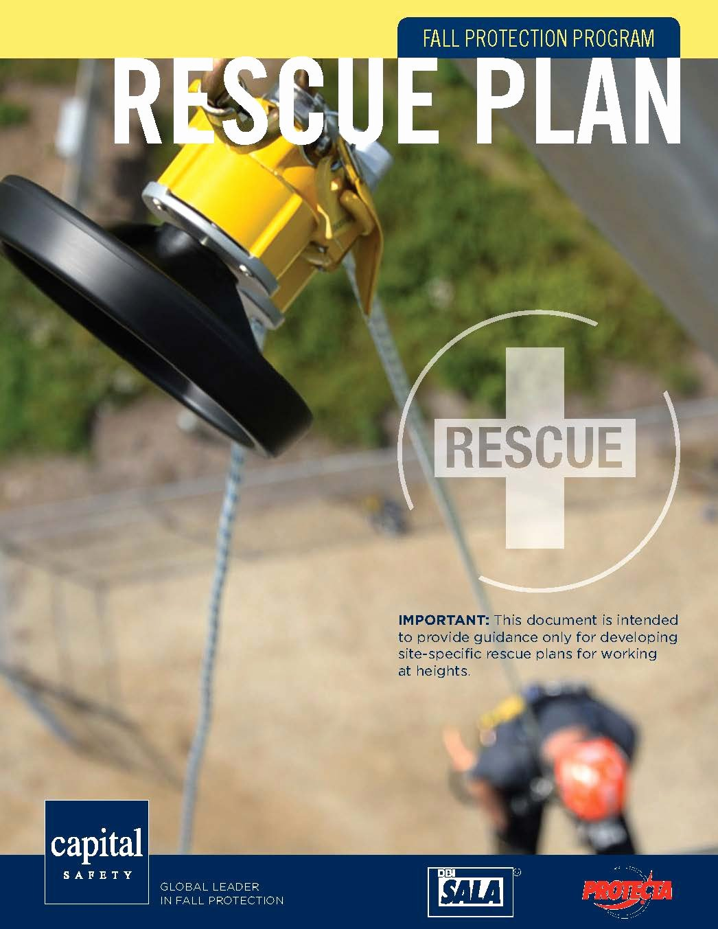 Fall Protection Plan Template New Pages Get My Rescue Plan