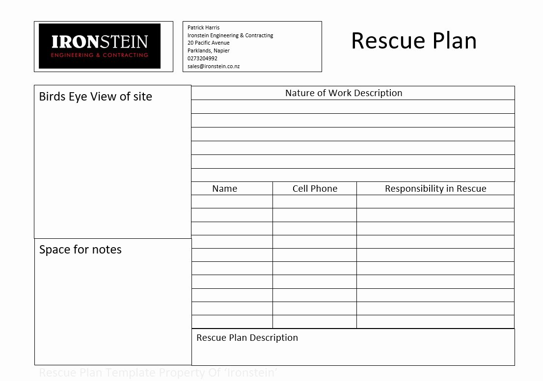 Fall Protection Plan Template Unique Rent to Own Agreement Template Alberta Templates