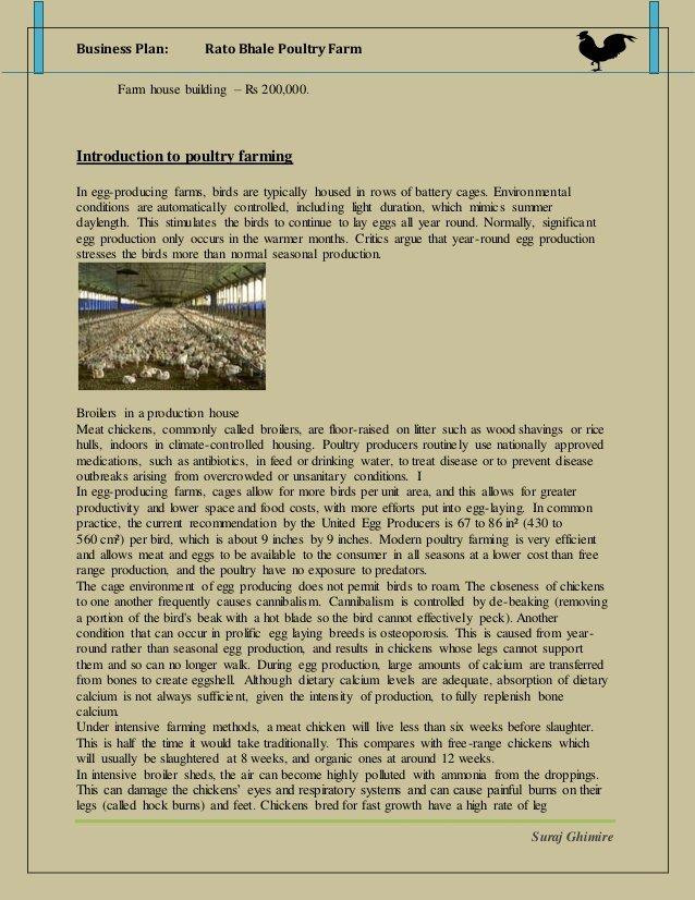 Farm Business Plan Template Beautiful Chicken Egg Farming Business Plan Dissertationmotivation