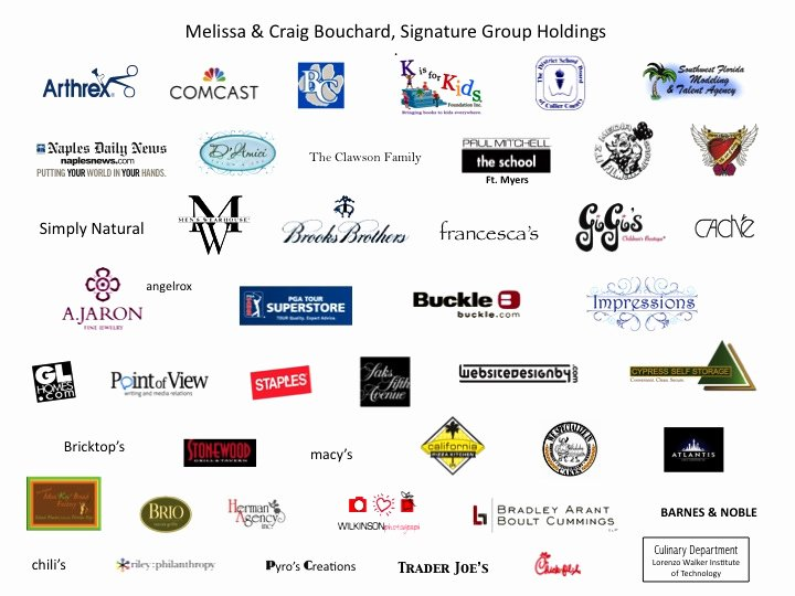 Fashion Show Sponsorship Letter Beautiful Students Young Entrepreneurs Families Tickets On Sale