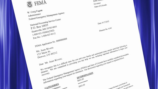 Fema Appeal Letter Template Fresh How to Applicants May Appeal An Initial Fema