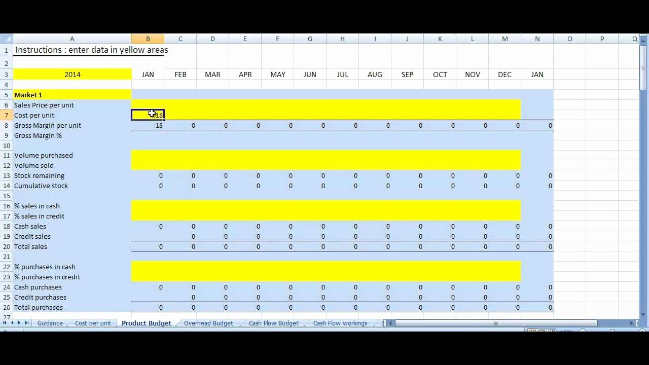 Financial Advisor Business Plan Template New Business Plan Excel Template