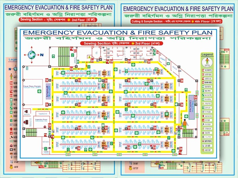 Fire Department Pre Plan Template Best Of Pliance Related Safety Sign Risk assessment Policy