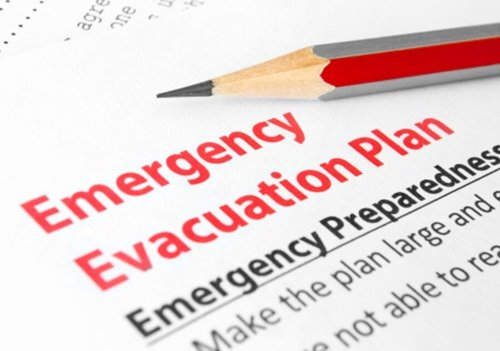 Fire Escape Plan Template Inspirational 7 Steps to Prepare An Emergency Evacuation Plan