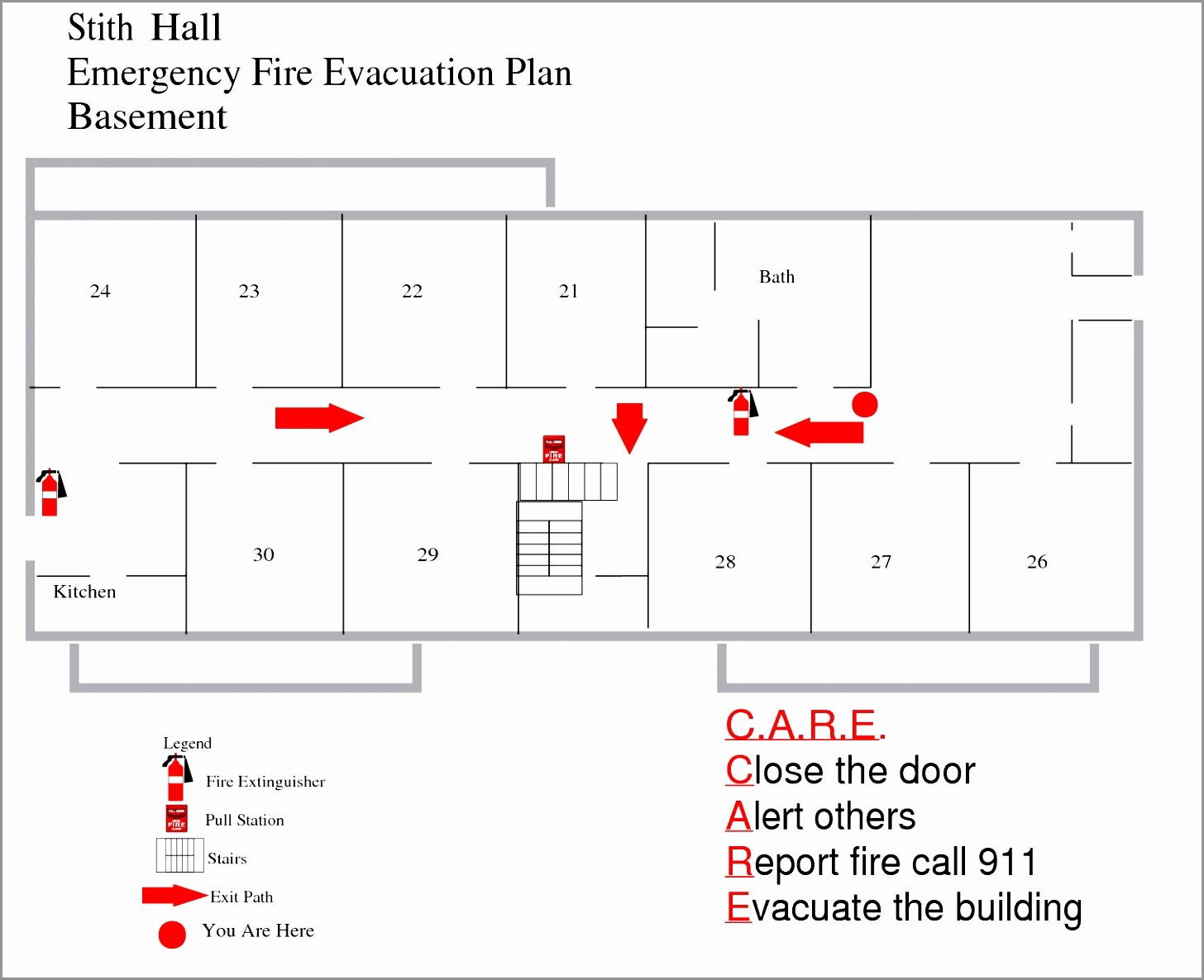 Fire Evacuation Plan Template Luxury 12 Home Fire Evacuation Plan Template Ierde