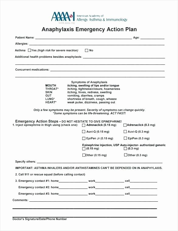 Fire Prevention Plan Template Fresh Emergency Action Plan Template Fire Emergency Evacuation