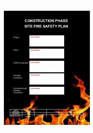 Fire Prevention Plan Template Lovely Elementary Lesson Plan Template Name Lesson Plan Title