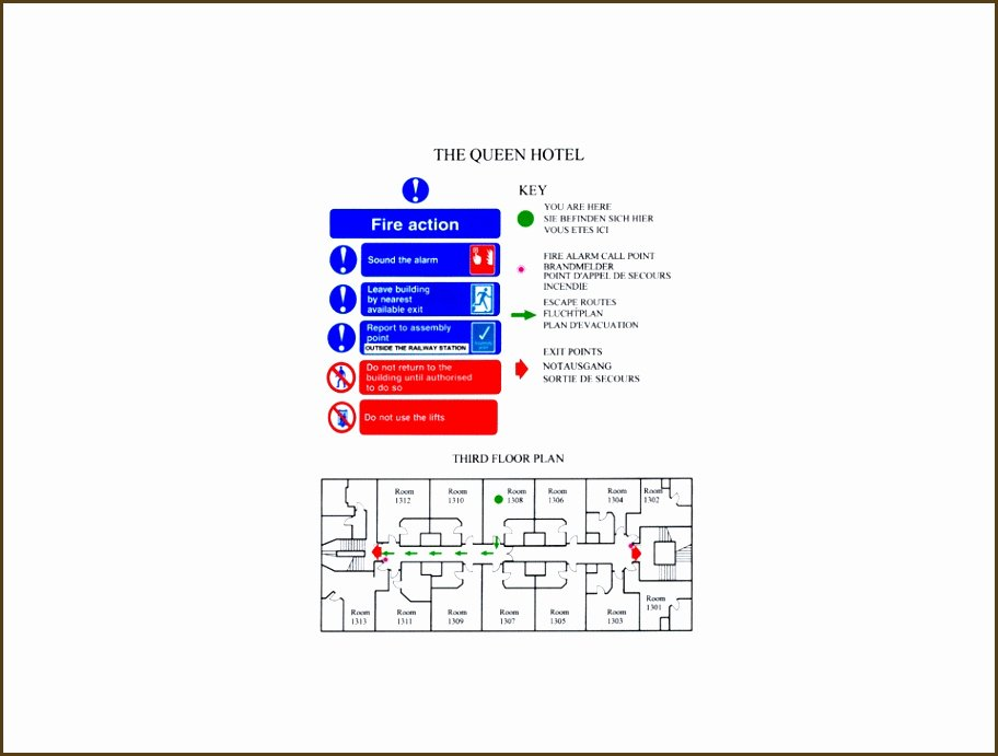 Fire Prevention Plan Template New 20 Fire Safety Plan Template Uk