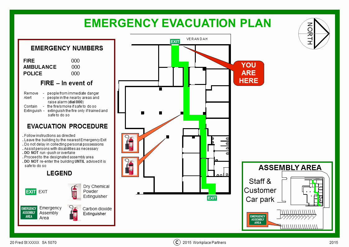 Fire Safety Plan Template Beautiful Workplace Safety Consulting Adelaide Workplace Partners