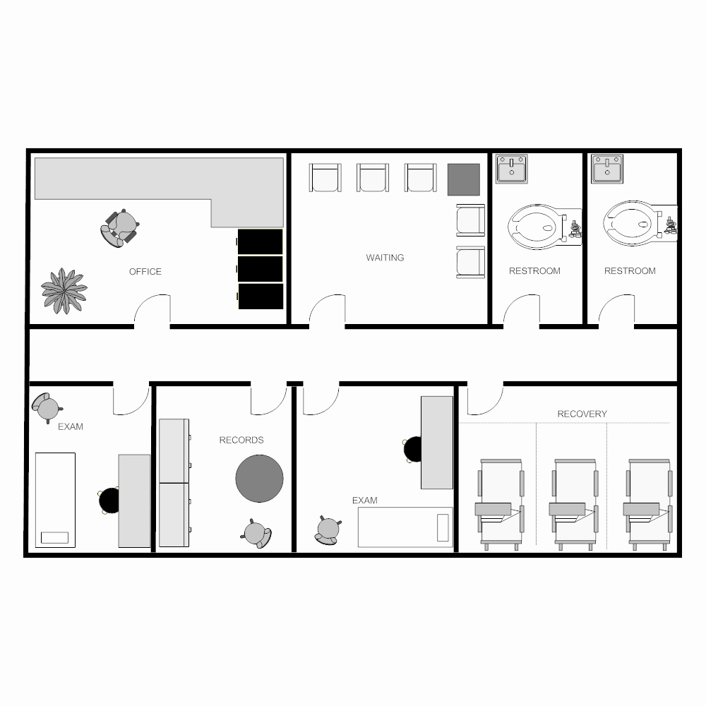 Floor Plan Template Word Awesome Floor Plan Templates Draw Floor Plans Easily with Templates