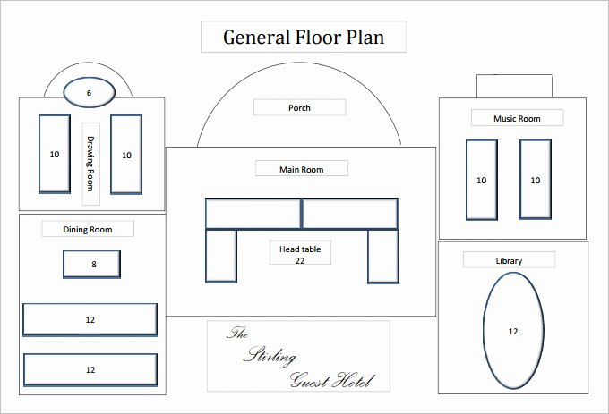 Floor Plan Template Word Beautiful Floor Plan Templates 20 Free Word Excel Pdf Documents