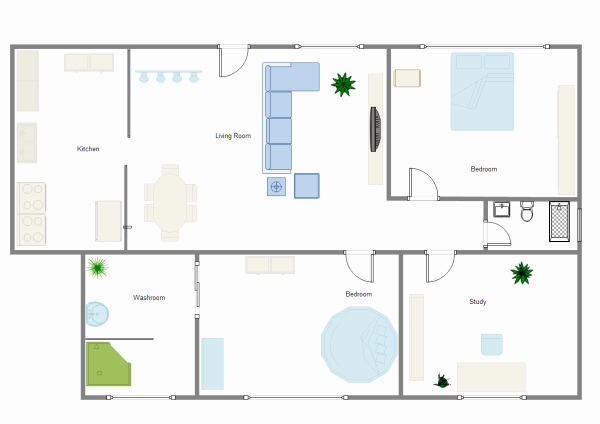 Floor Plan Template Word Fresh 無料家の間取り図テンプレート Word・powerpoint・pdf