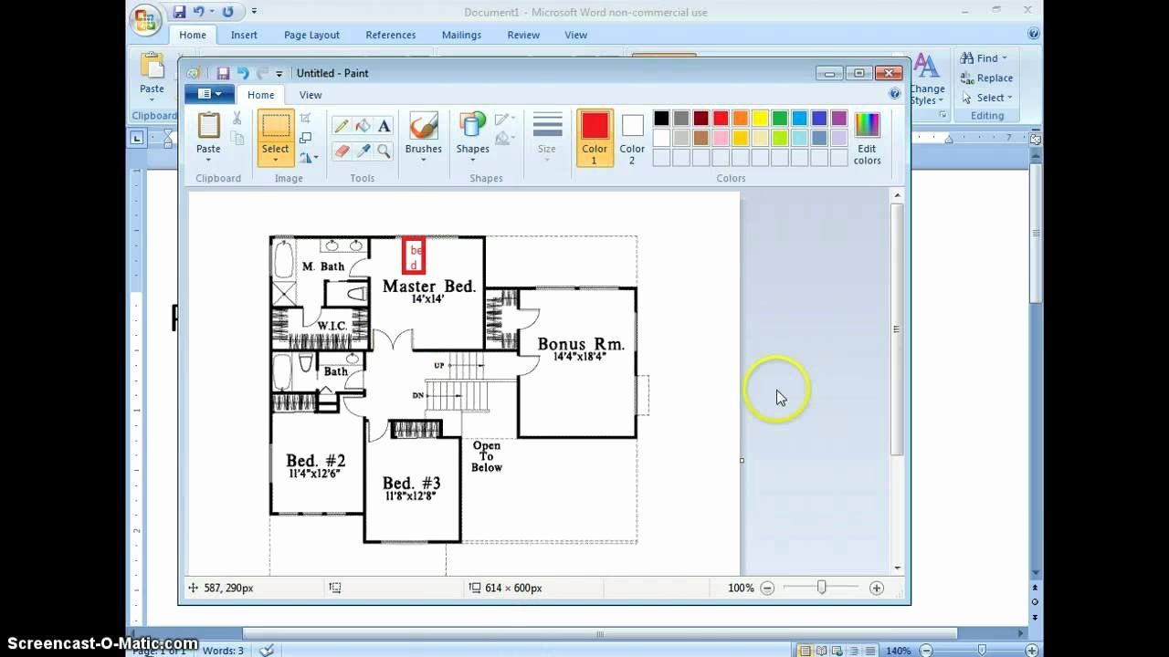 Floor Plan Template Word Inspirational How to Make A Floor Plan for Begginers