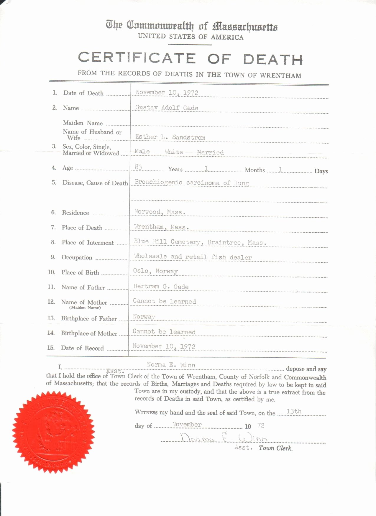 Florida Death Certificate Sample Best Of Blank Certificates Online Empty Certificates